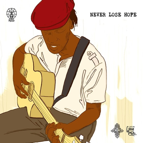 Never Lose Hope by P. Zed