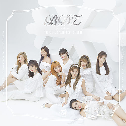 BDZ (Repackage) de TWICE
