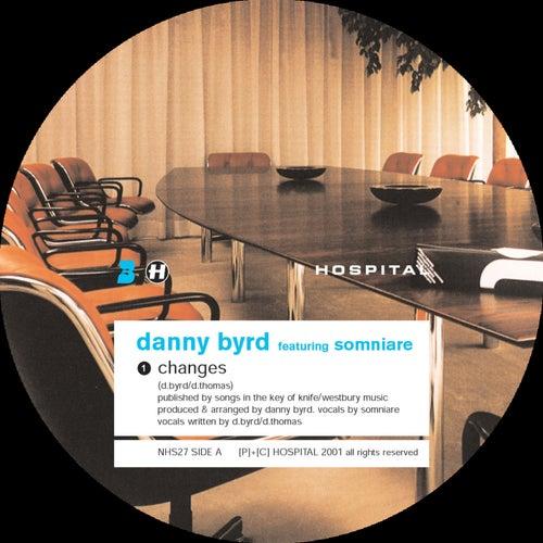Changes de Danny Byrd