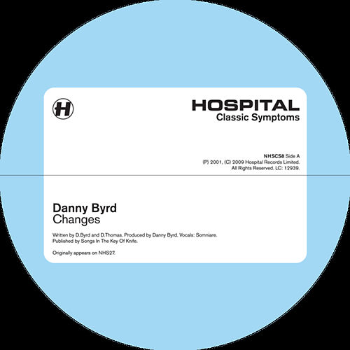 Classic Symptoms 8 de Danny Byrd