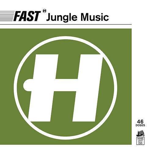 Fast Jungle Music (Exclusive Commentary Version) by Various Artists