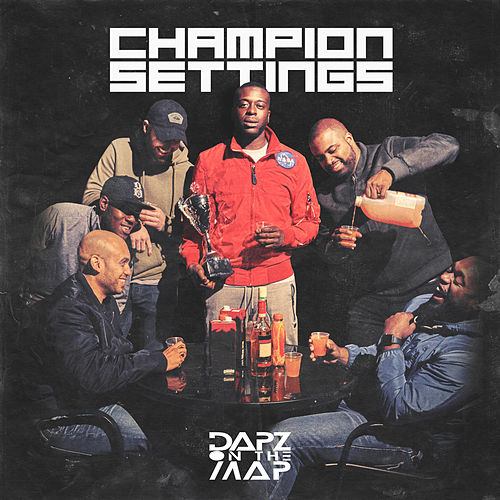 Champion Settings de Dapz on the Map