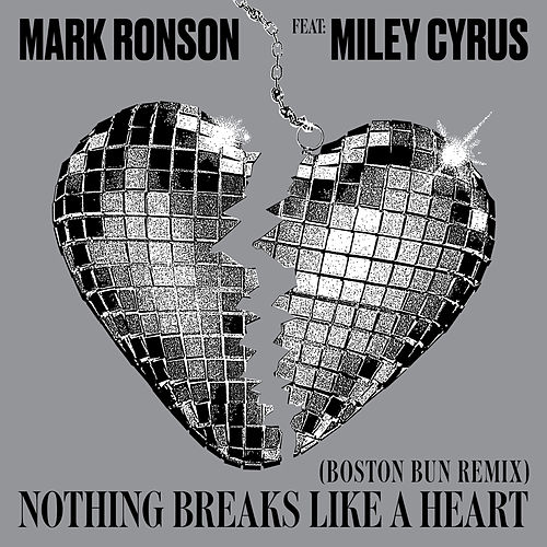 Nothing Breaks Like a Heart (Boston Bun Remix) von Mark Ronson