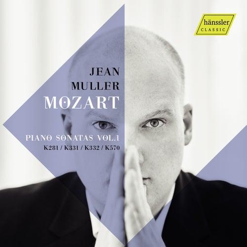 Mozart: Complete Piano Sonatas, Vol. 1 de Jean Muller