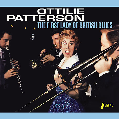 The First Lady of British Blues fra Ottilie Patterson
