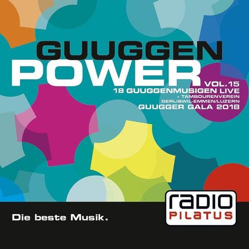 Guuggen-Power, Vol. 15 (18 Guuggenmusigen Live) by Various Artists