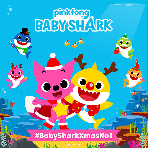 Christmas Baby Shark by Pinkfong