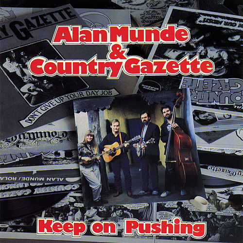 Keep On Pushing von Alan Munde