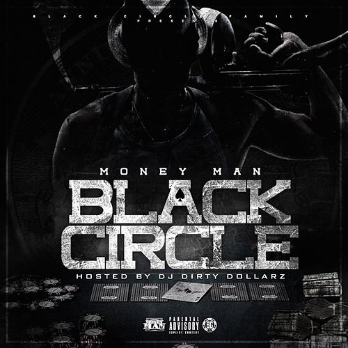 Black Circle de Money Man