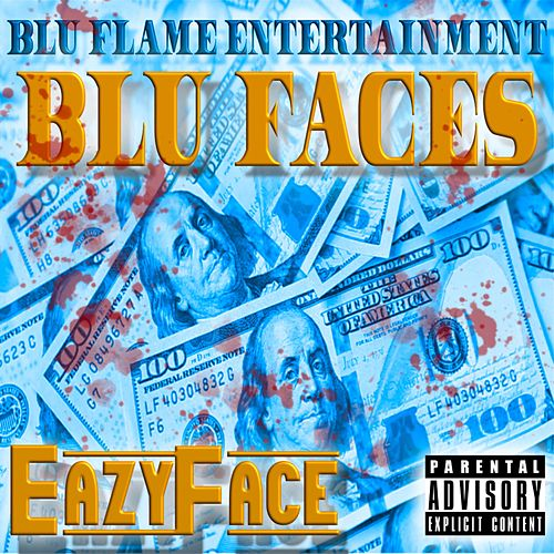 Blu Faces by Eazyface