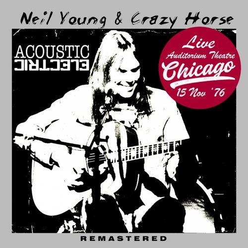 Acoustic Electric de Neil Young & Crazy Horse