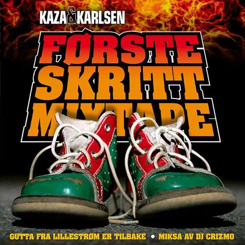 Første Skritt Mixtape de Kaza