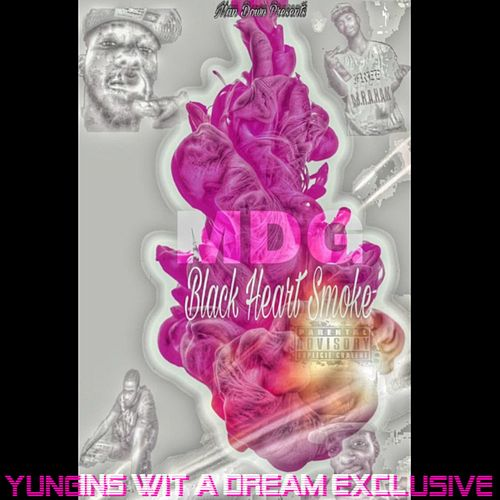 Black Heart Smoke by Yungins Wit a Dream