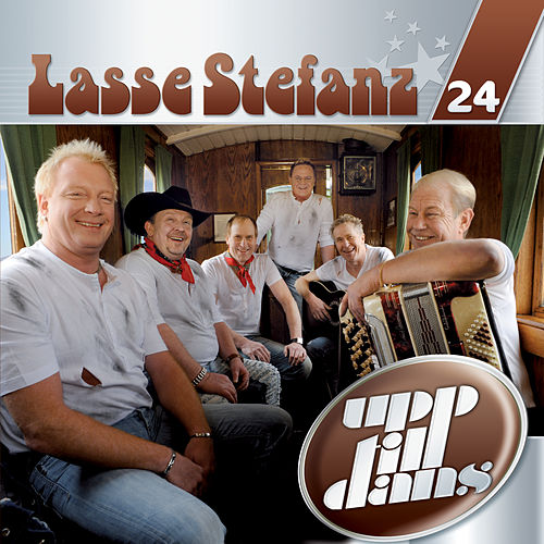Upp till dans 24 de Lasse Stefanz
