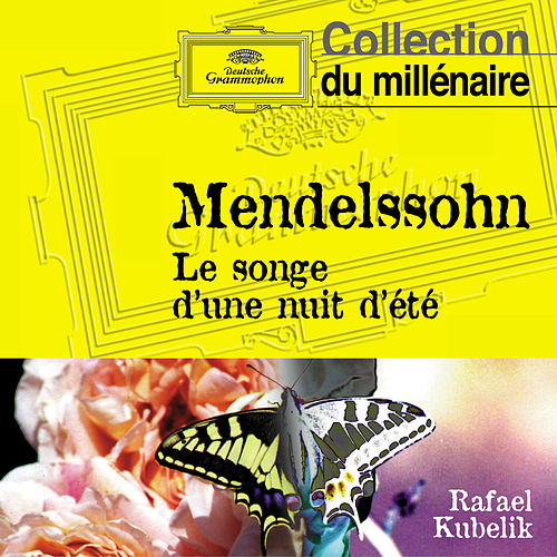 Mendelssohn: A Midsummer Night's Dream Op.61 / Weber: Overtures de Edith Mathis