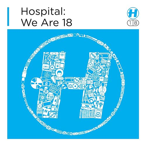 Hospital: We Are 18 von Various Artists