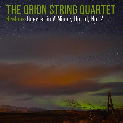 Johannes Brahms: String Quartet No. 2 in A Minor, Op 51 by Johannes Brahms