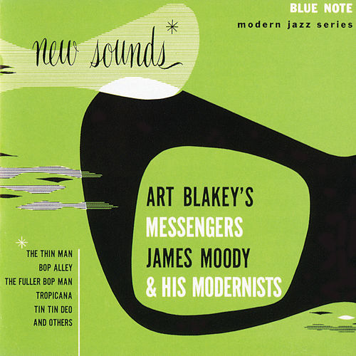 New Sounds by Art Blakey