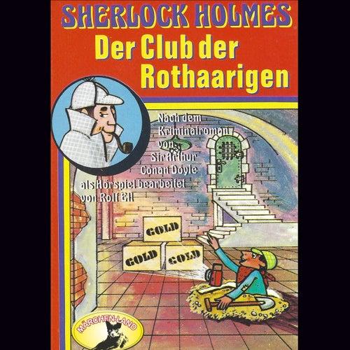 Der Club der Rothaarigen von Sherlock Holmes