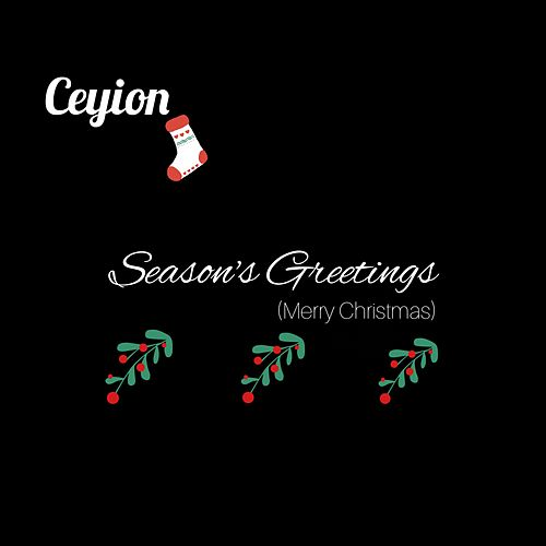 Season's Greetings (Merry Christmas) by Ceyion