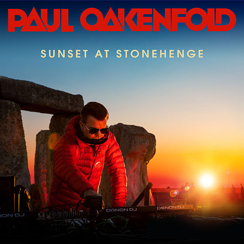 Sunset At Stonehenge de Various Artists