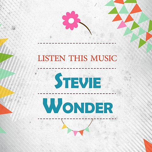 Listen This Music von Stevie Wonder