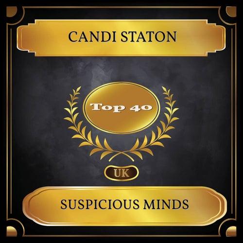 Suspicious Minds (UK Chart Top 40 - No. 31) by Candi Staton