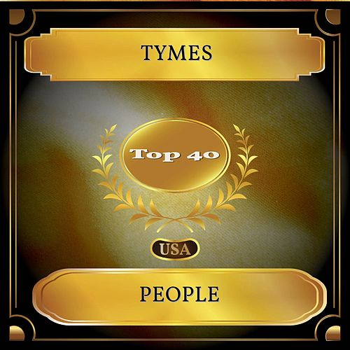 People (Billboard Hot 100 - No 39) de The Tymes