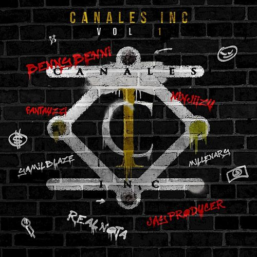 Canales Inc, Vol. 1 von Various Artists