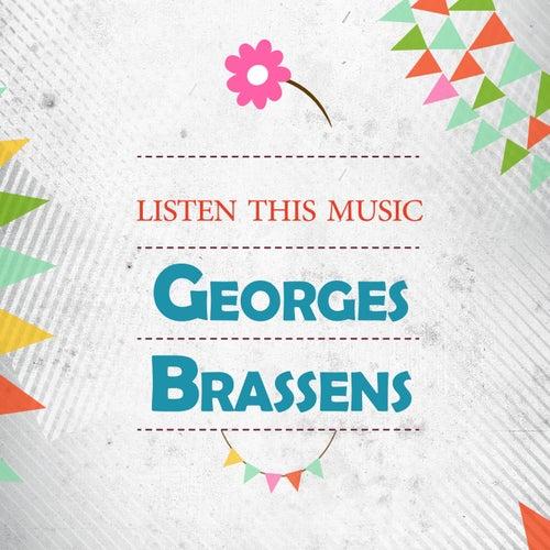 Listen This Music de Georges Brassens