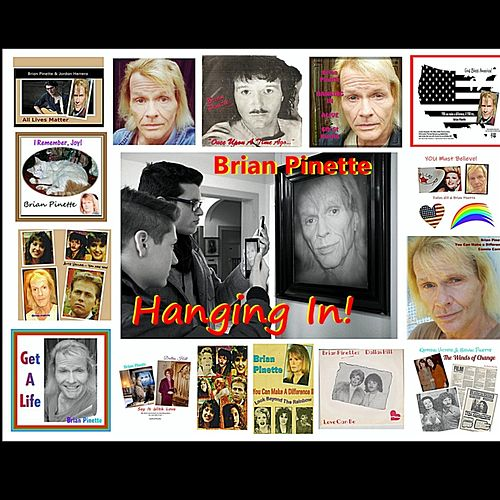 Hanging In! (Live) by Brian Pinette
