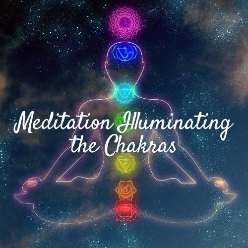Meditation Illuminating the Chakras by Chakra's Dream