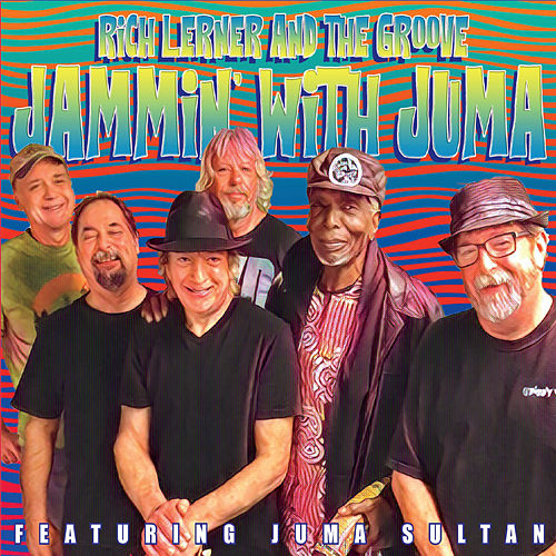 Jammin' with Juma by Rich Lerner & The Groove