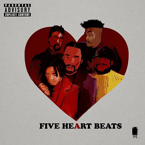 5 Heartbeats by CantBuyDeem