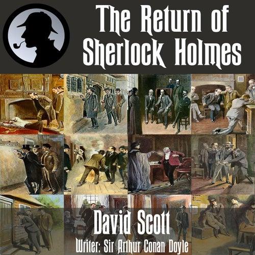 The Return of Sherlock Holmes de David Scott