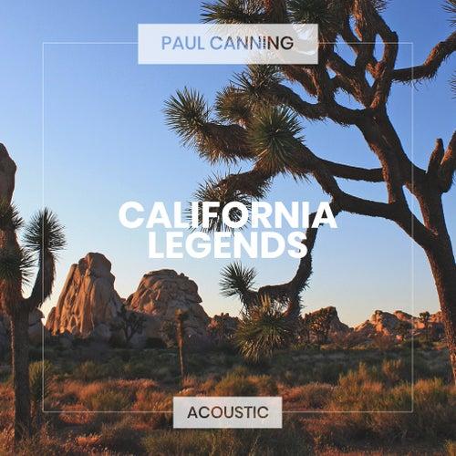California Legends de Paul Canning