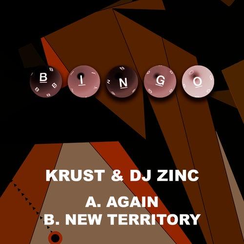 Again / New Territory by Krust