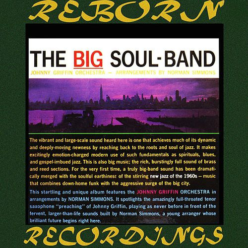 The Big Soul-Band (Expanded, HD Remastered) von Johnny Griffin