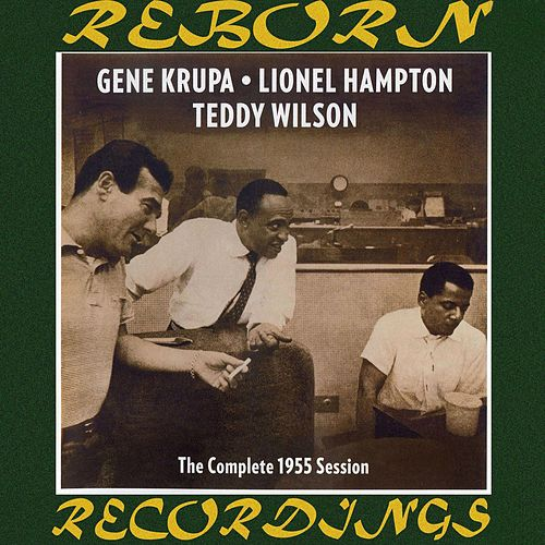 The Complete 1955 Session (HD Remastered) de Gene Krupa