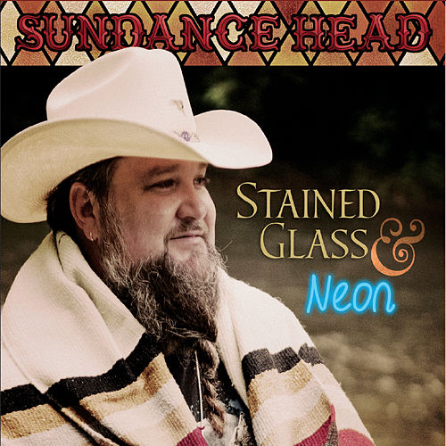 Stained Glass and Neon de Sundance Head