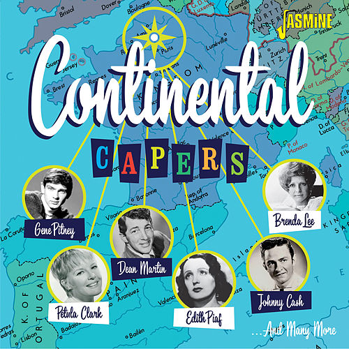 Continental Capers von Various Artists