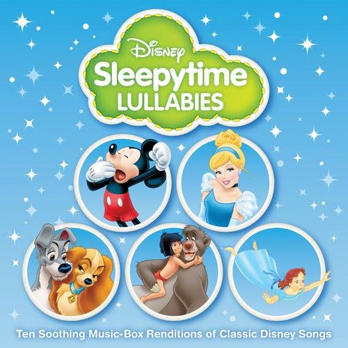 Disney Sleepytime Lullabies de Fred Mollin