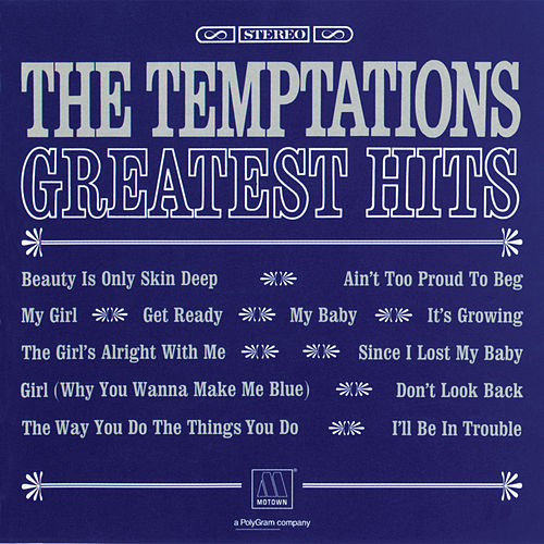 The Temptations Greatest Hits by The Temptations
