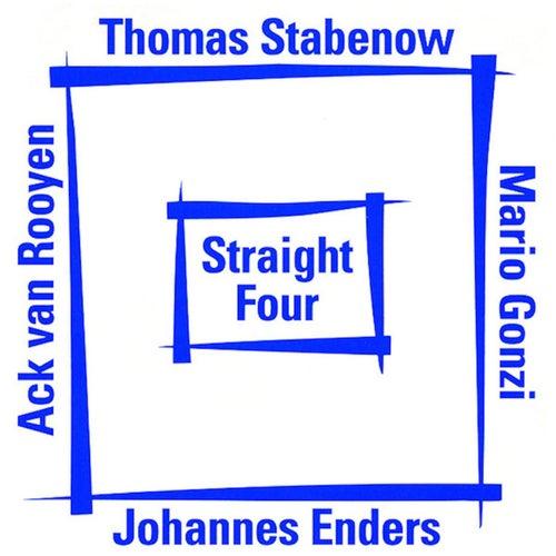 Straight Four (feat. Ack van Rooyen, Johannes Enders & Mario Gonzi) von Thomas Stabenow