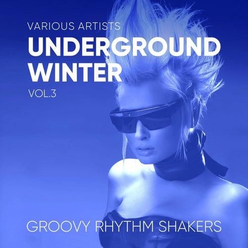 Underground Winter (Groovy Rhythm Shakers), Vol. 3 de Various Artists