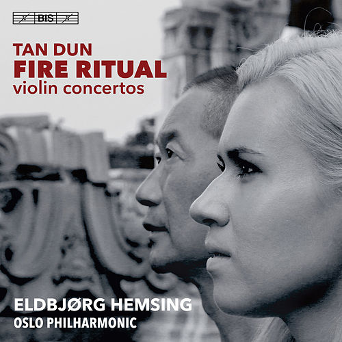 Tan Dun: Fire Ritual von Eldbjørg Hemsing