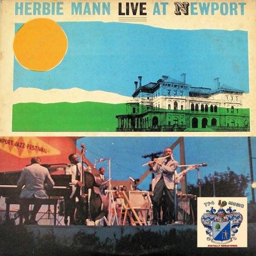 Herbie Mann Live at Newport de Herbie Mann