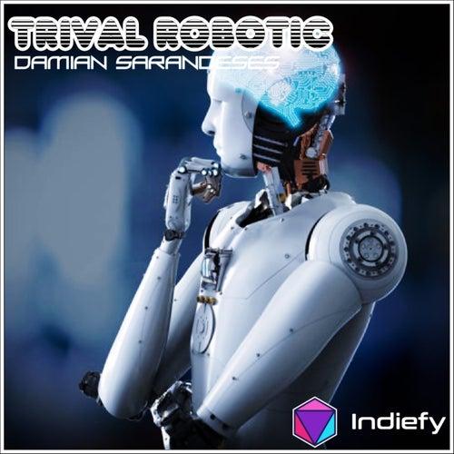 Tribal Robotic by Damian Sarandeses