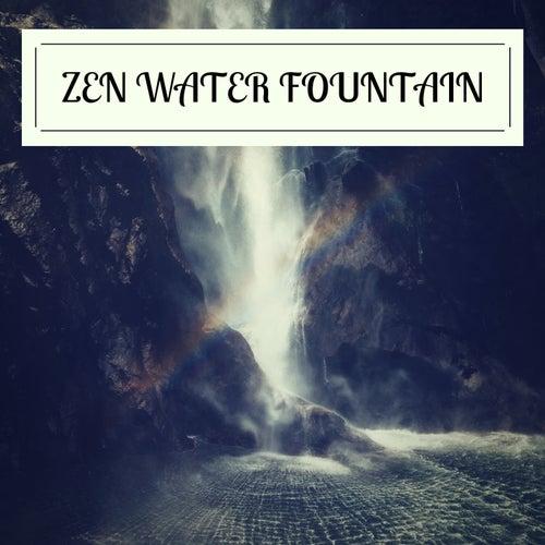 Zen Water Fountain - Calm Waters, Calmest Comforting Babbling Brook & Asian Music de Zen Lee