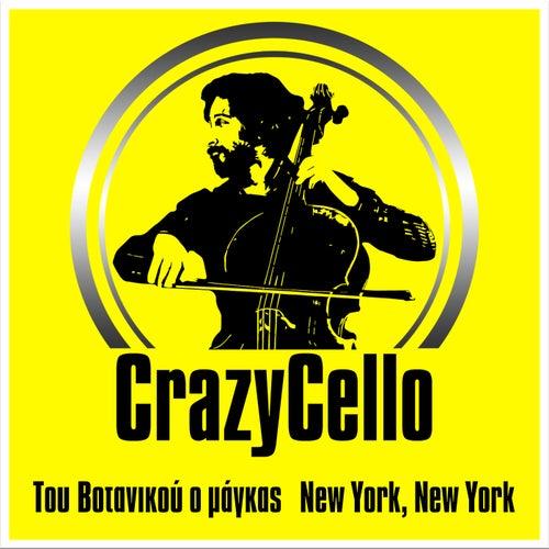 Του Βοτανικού ο μάγκας New York, New York by CrazyCello